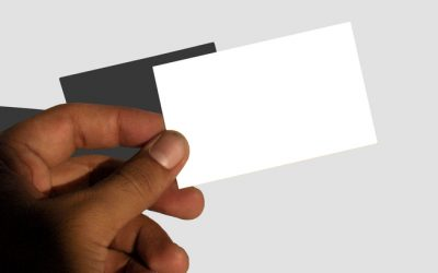 3 Deadly Business Card Mistakes